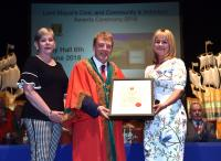 Lord Mayors Civic Awards 2018
