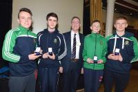 Aghabullogue - All-Ireland Scor na nOg Finals 2016