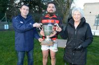 Tom Creedon Cup Presentation 2017