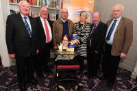 Joanne O'Riordan Launches Scór