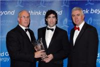 Munster GAA Awards 2010 - Eoin Conway