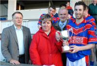 U21 BFC Final Presentation of Sean Crowley Cup