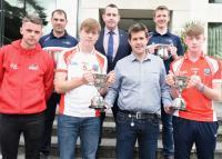 Rebel Og Awards July 18 - Cork U15 & U16 Footballers