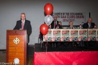 Launch of Cork GAA Clubs Draw 2016/17