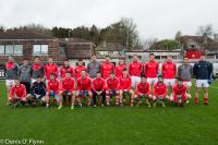 Cork v Meath AFL 2017