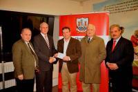 Munster Council Grants Presentation: Bishopstown