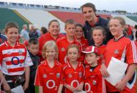 Aidan Walsh and Supporters