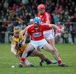 Get away.. Cork v Clare Waterford Crystal Cup