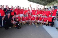 U17 Hurlers: Tournament Winners 2013