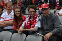 Supporters at All-Ireland Final!
