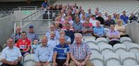 CCB Delegates visiting the new Pairc Ui Chaoimh