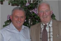 Finbarr McCarthy & Denis Hurley at Draws