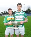 Carbery Rangers v Valley Rovers County Football Championships Launch