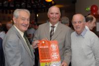 Roger Ryan, Seamus Coughlan & Tom O'Sullivan at Draw Launch