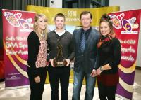 96FM C103 Sports Award November 2013