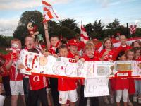 County Colours Day at Clonpriest NS