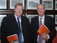 Kieran McGann and John Barrett (Castlelyons) at Convention 2010