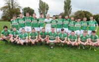Aghabullogue - Co. FL Div -3 winners 2017