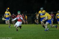 Cork v Clare MSHL 2017