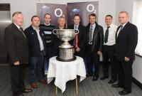 Munster Council Group at Footballers' Lunch