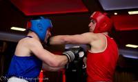 Fiachra Lynch & Ken O Halloran in the ring
