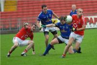 Cork v Cavan SFC