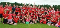 North Cork JAFC Winners Mitchelstown