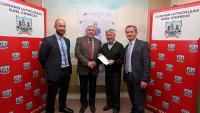Munster Development Grant Presentation 2017 - Ballinhassig