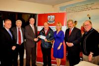 Munster Council Grants Presentation: Bride Rovers
