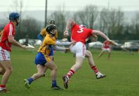 Breakout... Cork v Clare Waterford Crystal Cup