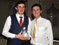 U21 Footballers Medal Presentation
