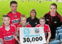 Cork GAA Twittter: 30,000 Followers