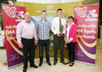 "Gearoid Ã"" Goillidhe Cill na Martra Winner 96FM/C103FM August Sports Star of the Month Award"