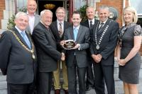 Ml Ellard receives Northside Award