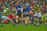 Action from SHC Final Glen Rovers v Sars