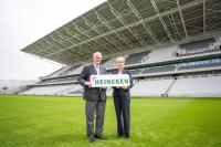 HEINEKEN Ireland announce partnership with newly developed Páirc Uí Chaoimh