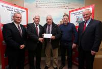 Munster Council Grant 2016 - St Colums