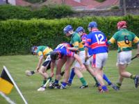 SHC Erin's Own v Newtown