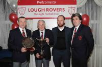 Lough Rovers Co. Medals Presentation Dinner