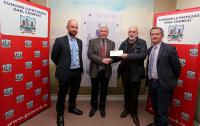 Munster Development Grant Presentation 2017 - Cullen
