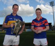 Carrigtwohill v Erin's Own County Hurling Championships Launch 29.04.2015