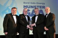 Munster GAA Awards: Michael Scanlon (Media Award)