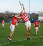 Cork v CIT Waterford Crystal 17th Jan