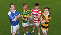 Launch of Premier U21 Hurling Championship 2016