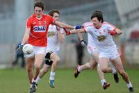 Allianz FL Tyrone v Cork 2013