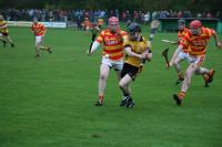 Action from County Minor A Hurling Final