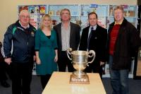 Tadhg Crowley Cup Draw 2012