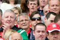 Aghada's John Motherway at All-Ireland Final