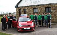 Cork GAA Clubs Draw - Feb Winner John Twomey