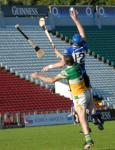 Ml Cussen goes highest V Br Rovers SHC